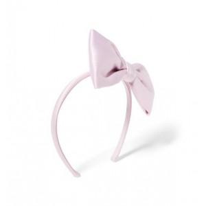 Satin Bow Headband