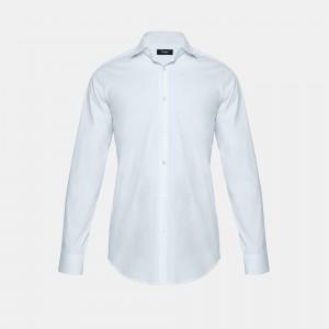Stretch Cotton Slim-Fit Dress Shirt