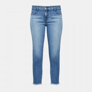 J Brand Sadey Straight Leg Jean