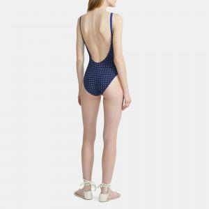 Onia x Theory Ginny One Piece Swimsuit