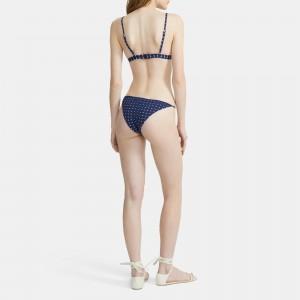 Onia x Theory Danni Bikini Top