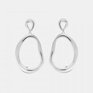 Ileana Makri Pearl Flow Earrings