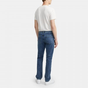 J Brand Kane Straight Fit Jean in French Terry