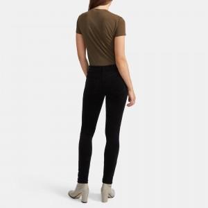 J Brand 815 Mid Rise Super Skinny Jean