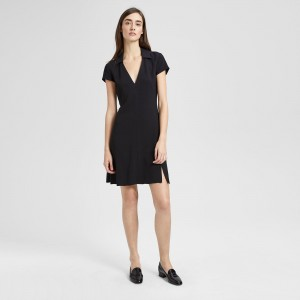 Crepe Easy Day Dress