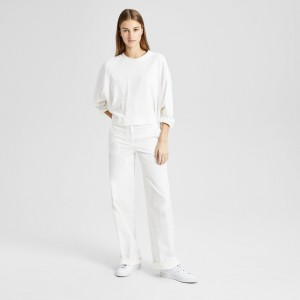 Garment-Dyed Twill Carpenter Pant