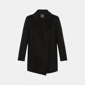 Wool-Cashmere Clairene Jacket