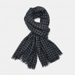 Cashmere Plaid Novelty Scarf