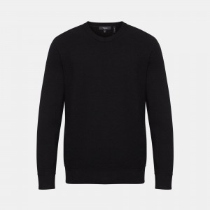 Technical Knit Relaxed Sweater