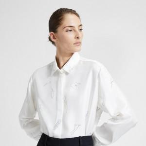 Classic Straight Shirt
