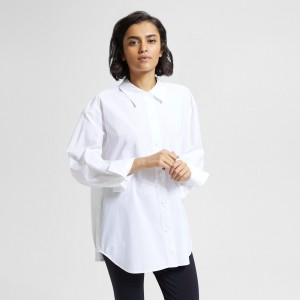 Broome Cotton Relaxed Button-Down