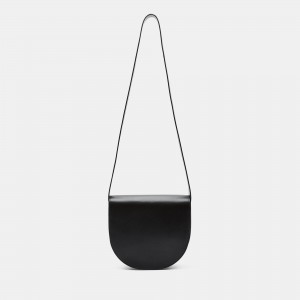 Whitney Saddle Crossbody Bag