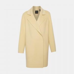 Wool-Cashmere Boy Coat