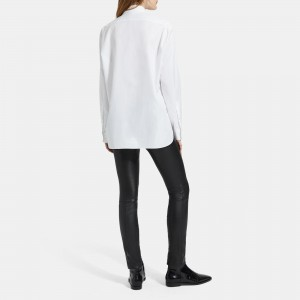 Leather Skinny Legging