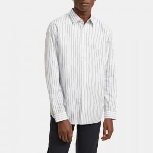 Pinstripe Irving Shirt