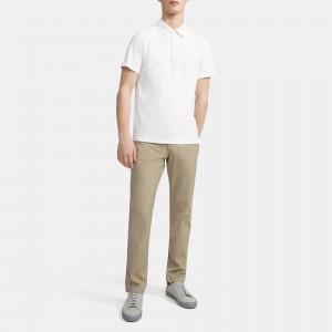Slub Cotton Polo
