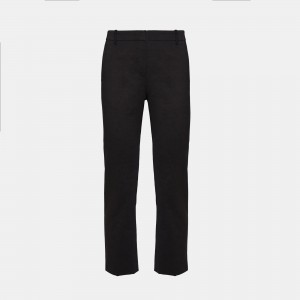 Slim Cropped Pant in Good Linen