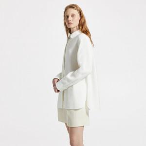 Pure Linen Classic Menswear Shirt