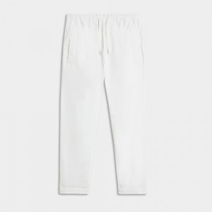 Garment-Washed Nevins Pant