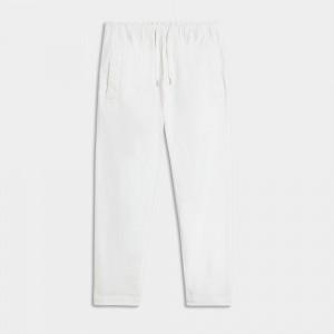 Garment-Washed Nevins Pant