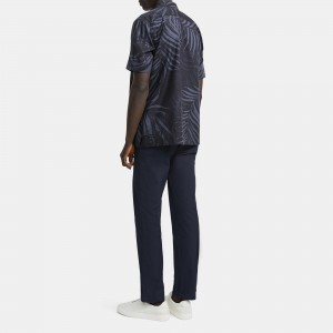 Palm Print Menlo Shirt
