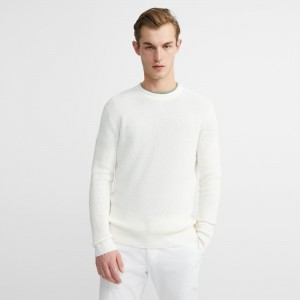 Linen Knit Sweater