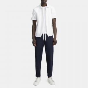 Cotton Jersey Isak Shirt