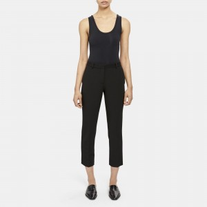 Knit Tailored Trouser