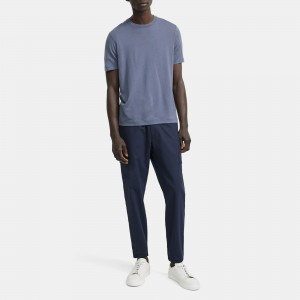 Stretch Wool Skiv Pant
