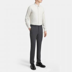 Cotton Sateen Irving Shirt