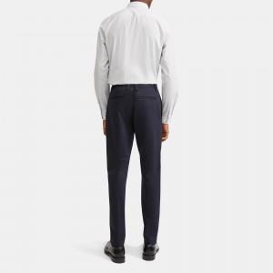 Lattice Print Cedrick Shirt