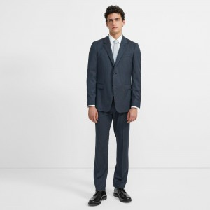 Wool Grain Chambers Suit