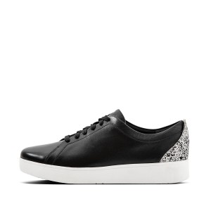 Womens Rally Pu-Glitter Sneakers