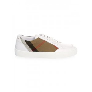 Salmond Low-Top Leather Sneakers