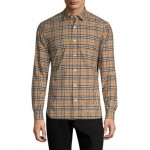 Alexander Check Button-Down Shirt