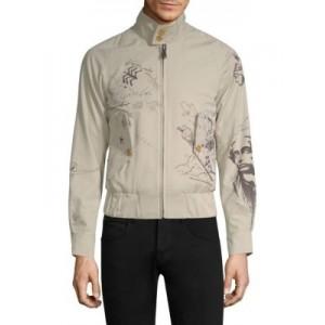 Shrunken Harrington Jacket