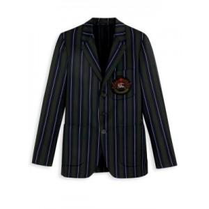 Satch Striped Schoolboy Blazer