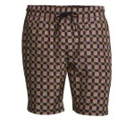 Guildes Crest Check Swim Shorts