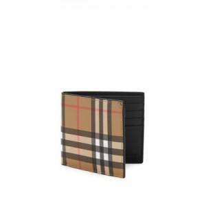 Haymarket Plaid Bi-Fold Wallet