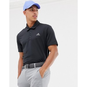 adidas Golf Ultimate 365 Polo In Black