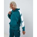 adidas Originals EQT Block Hoodie In Green DH5222
