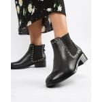 ALDO Eraylia Stud Chelsea Leather boots