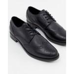 ALDO Leather Brogue Shoes