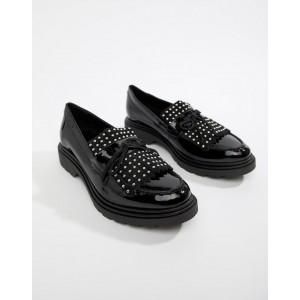 ALDO Nydiradda Leather Stud Chunky Loafers