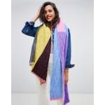 ALDO Prerran color block scarf