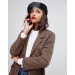 ALDO Rary black sequinned beret