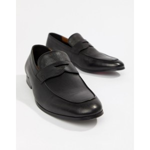 ALDO Umiasen penny loafers in black leather