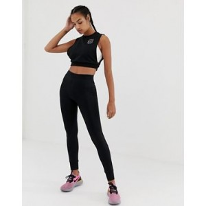 ASOS 4505 gym legging with seam detail