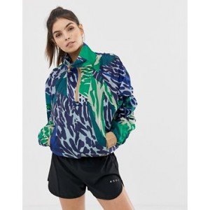 ASOS 4505 jacket in cutabout animal