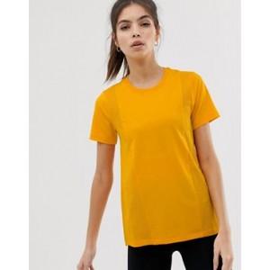 ASOS 4505 t-shirt with panel detail